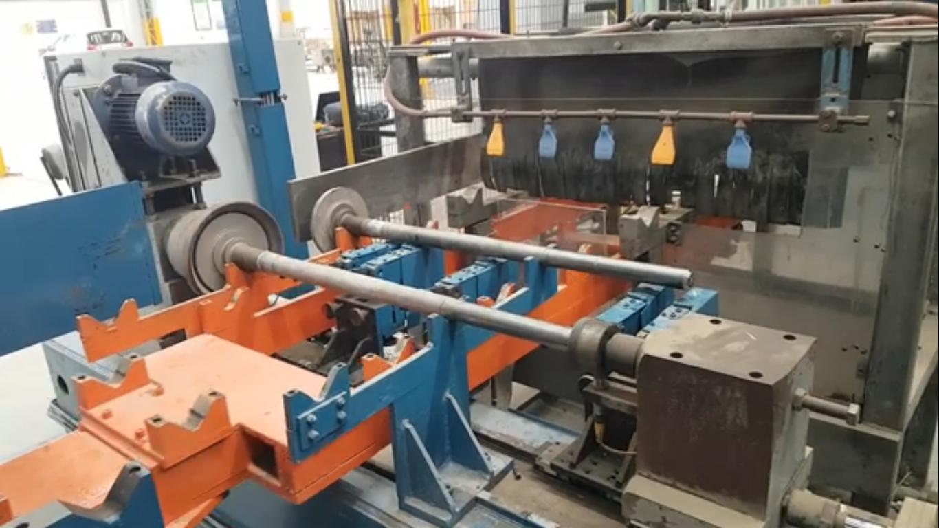 eitel press machine