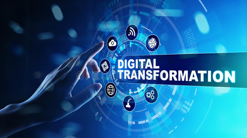 Digital Transformation: Technological Revolution in Manufacturing Industry